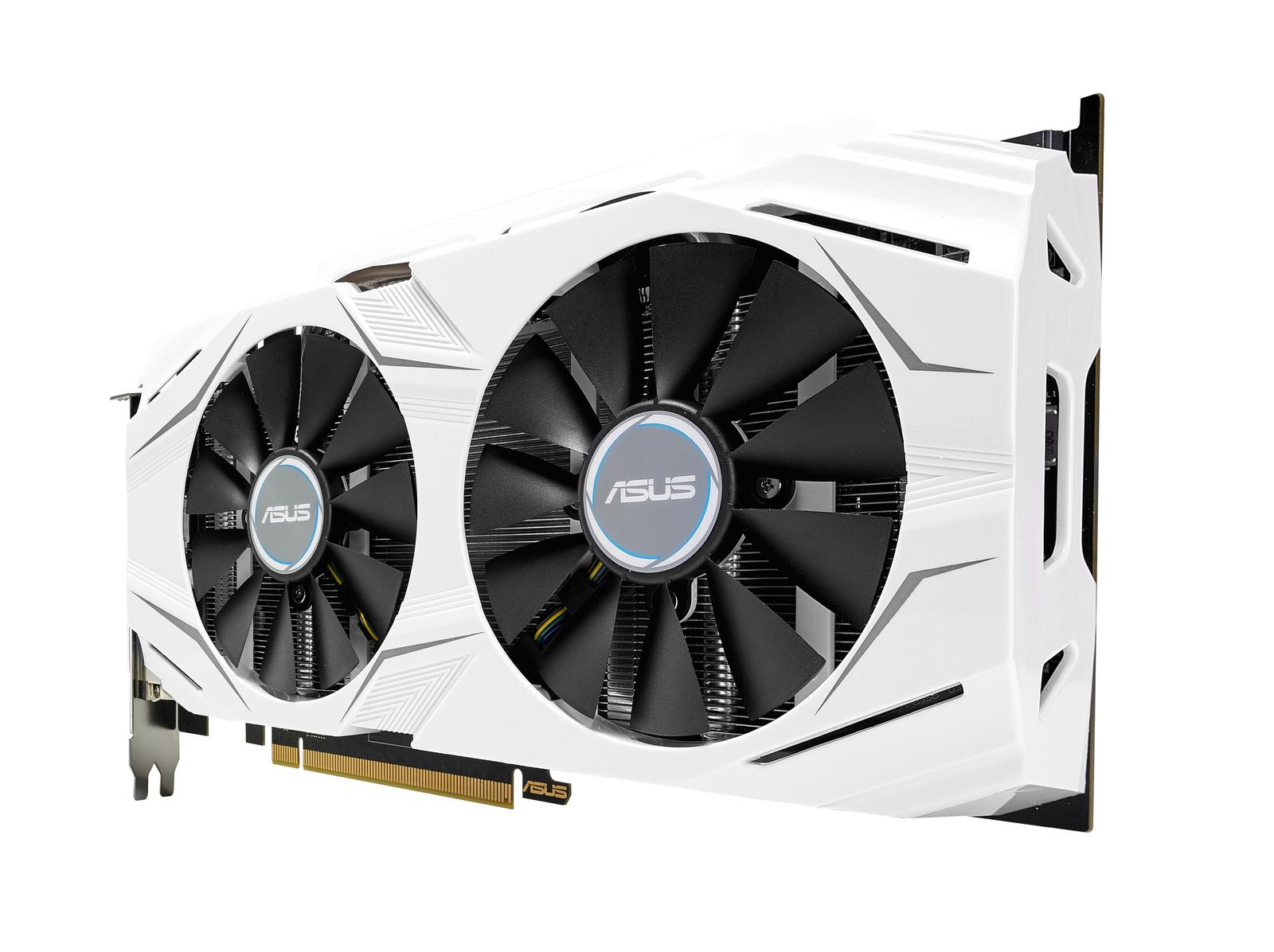 Asus GeForce GTX 1060 6GB 6 GB DUAL Video Card