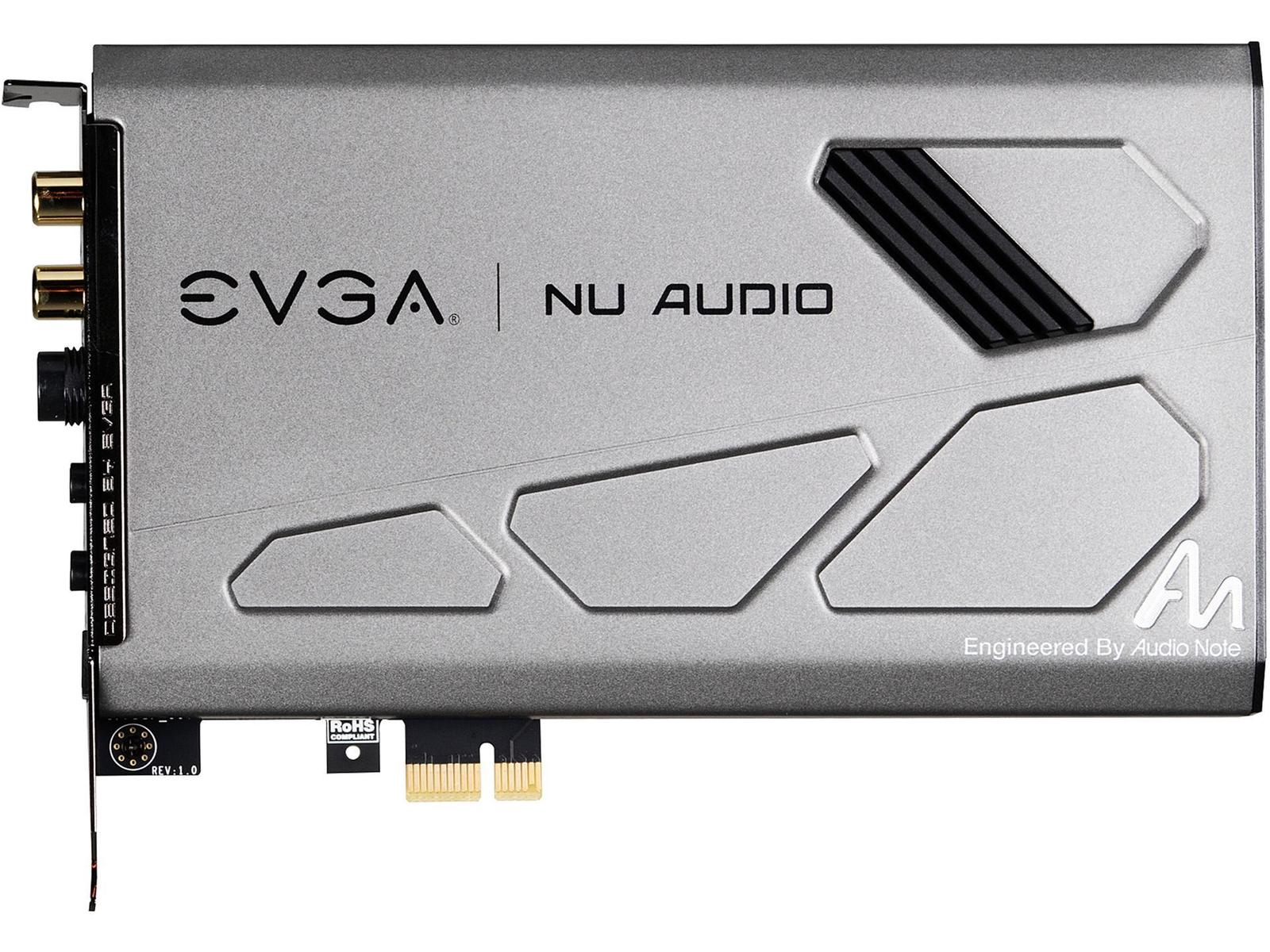 EVGA NU 24-bit 192 kHz Sound Card
