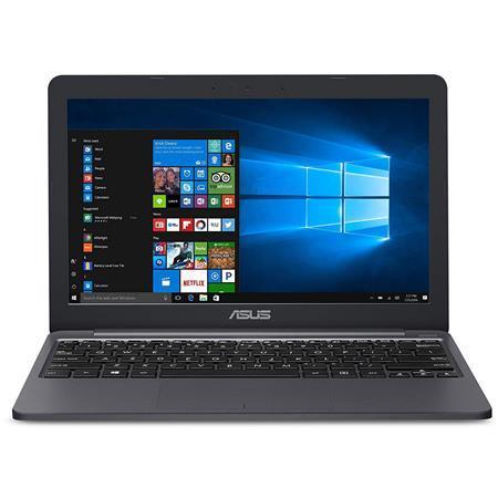 "Asus Vivobook 11.6"" 1366 x 768 Celeron N4000 1.1 GHz 4 GB Memory 64 GB eMMC Storage Laptop"