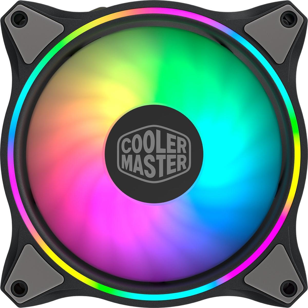 Cooler Master MasterFan MF Halo 47.2 CFM 120 mm Fan