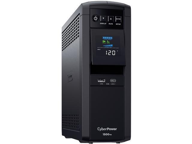 CyberPower CP1500PFCLCD UPS