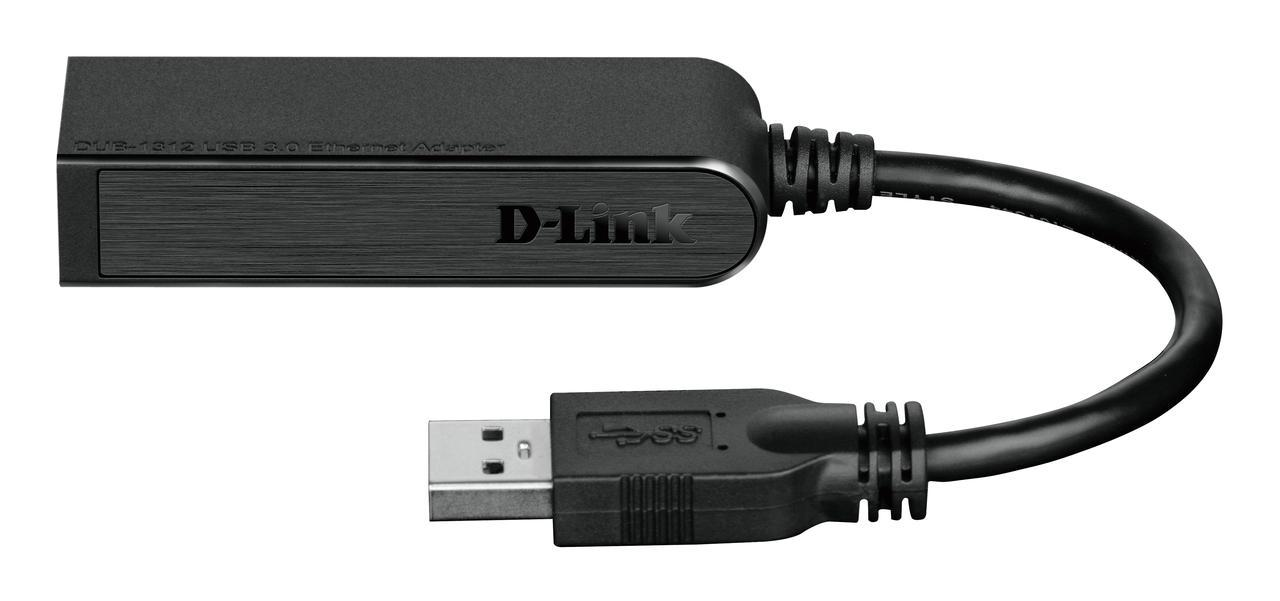 D-Link DUB-1312 USB 3.0 1000 Mbit/s Network Adapter