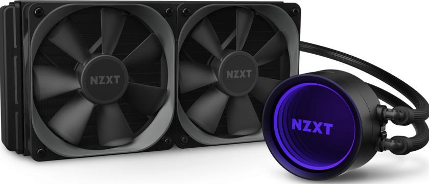 NZXT Kraken X53 73.11 CFM Liquid CPU Cooler