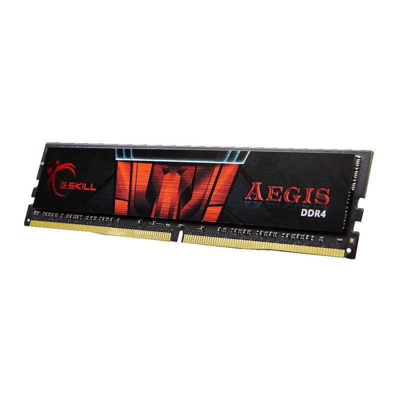 G.Skill Aegis 16 GB (1 x 16 GB) DDR4-2666 CL19 Memory