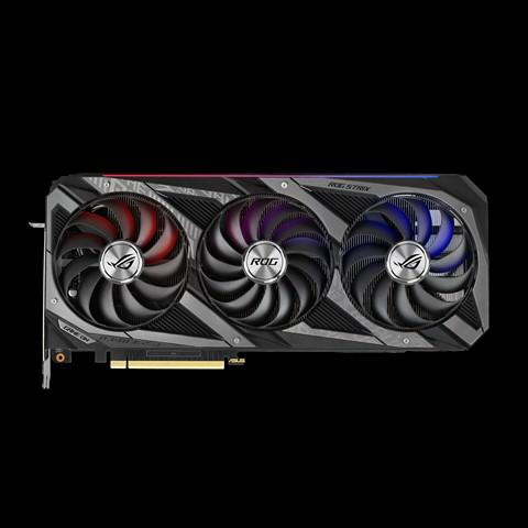 Asus GeForce RTX 3070 8 GB STRIX GAMING Video Card