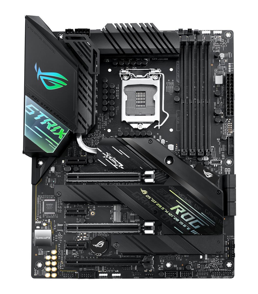 Asus ROG STRIX Z490-F GAMING ATX LGA1200 Motherboard