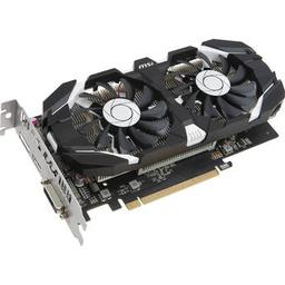 MSI GeForce GTX 1050 Ti 4 GB Video Card