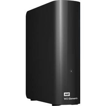 Western Digital ELEMENTS 14 TB External Hard Drive