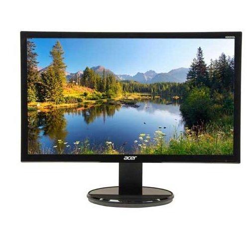 "Acer K202HQL 19.5"" 1600x900 60 Hz Monitor"