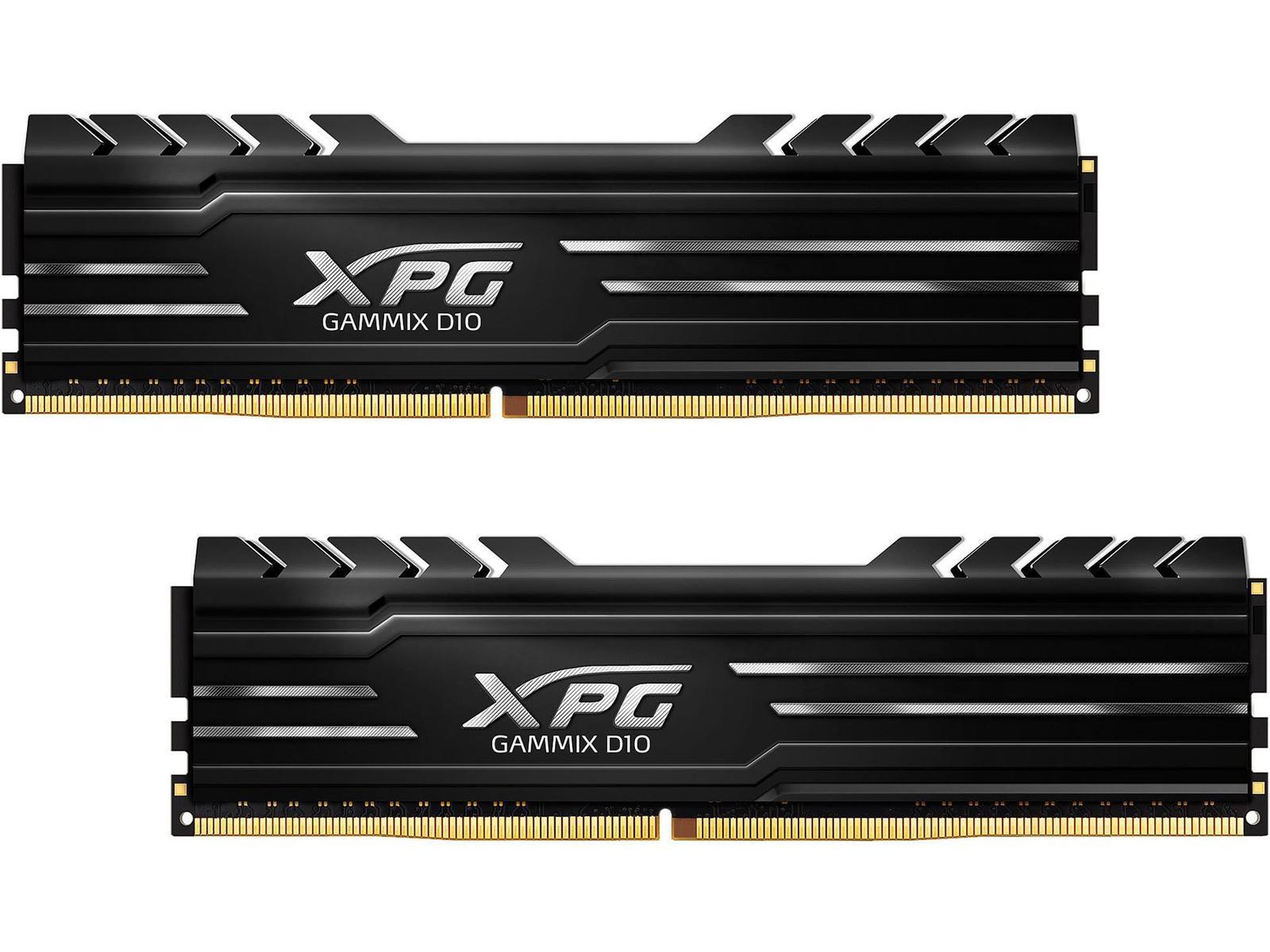 ADATA XPG GAMMIX D10 16 GB (2 x 8 GB) DDR4-3000 CL16 Memory