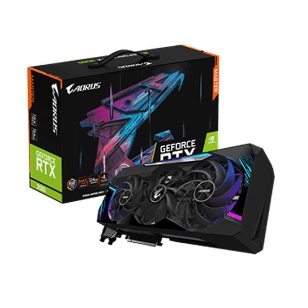 Gigabyte GeForce RTX 3080 10 GB AORUS MASTER Video Card