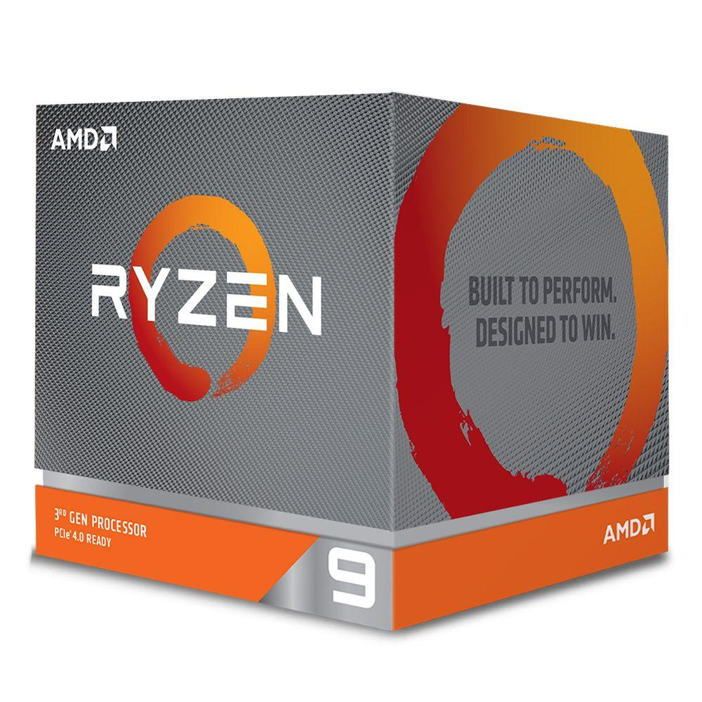AMD Ryzen 9 3900X 3.8 GHz 12-Core Processor