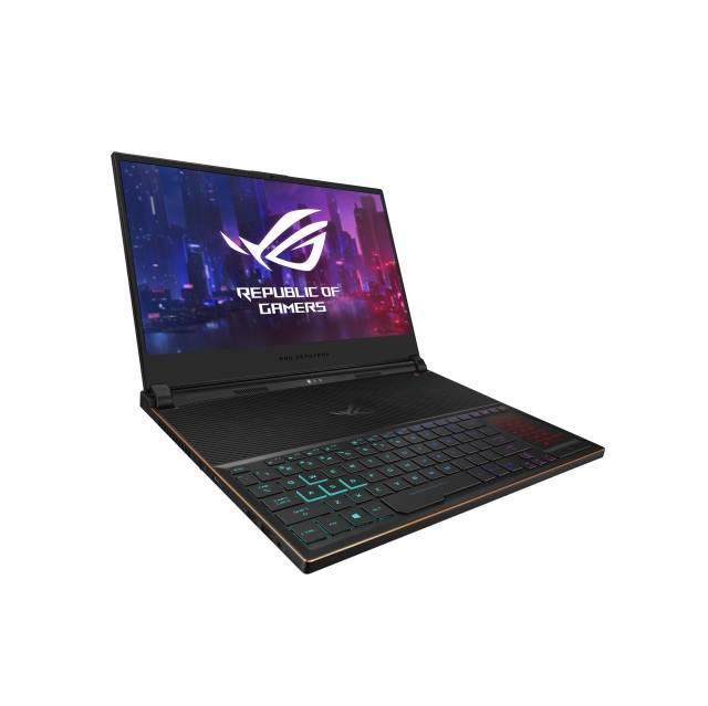 "Asus ASUS ROG Zephyrus S 15.6"" 1920 x 1080 144 Hz Core i7-8750H 2.2 GHz 16 GB Memory 512 GB NVME SSD Storage Laptop"