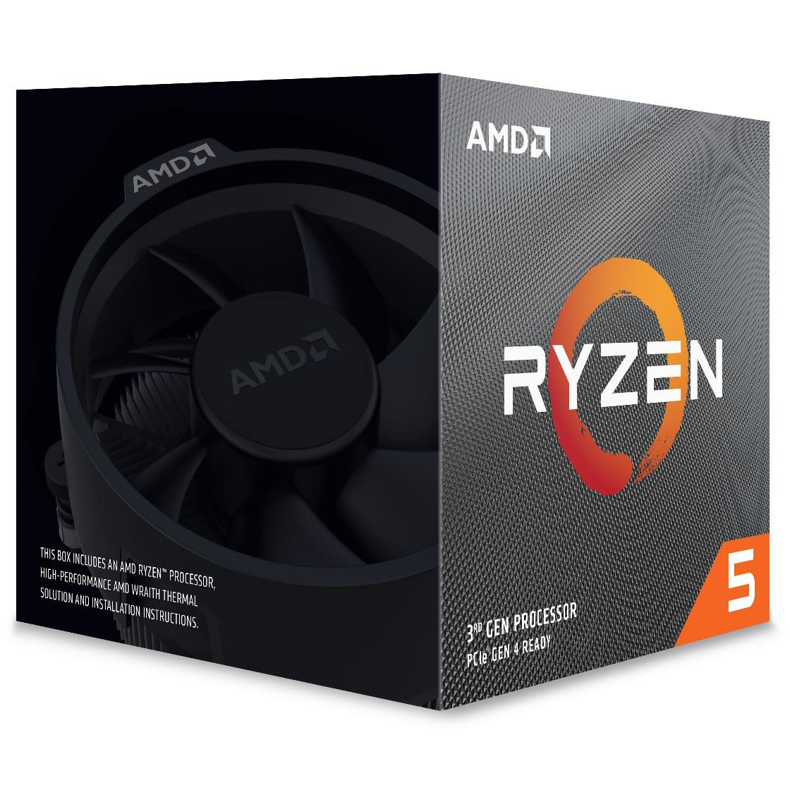 AMD Ryzen 5 3600XT 3.8 GHz 6-Core Processor