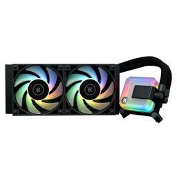 EK EK-AIO 240 D-RGB 66.04 CFM Liquid CPU Cooler
