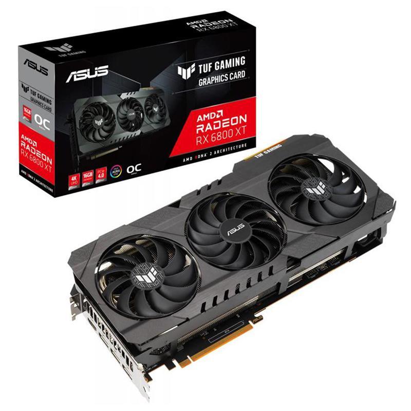 Asus Radeon RX 6800 XT 16 GB Video Card