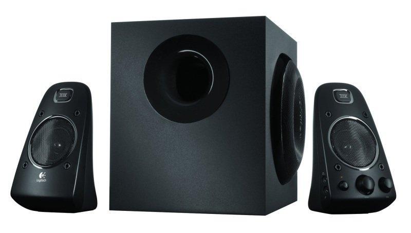 Logitech Z623 200 W 2.1 Channel Speakers