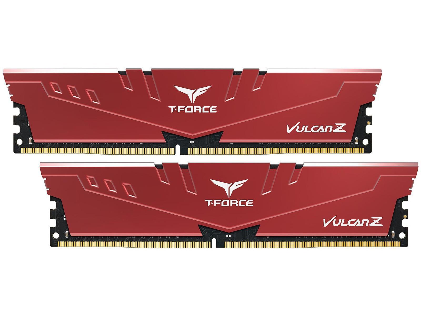 Team T-FORCE VULCAN Z 16 GB (2 x 8 GB) DDR4-3000 CL16 Memory