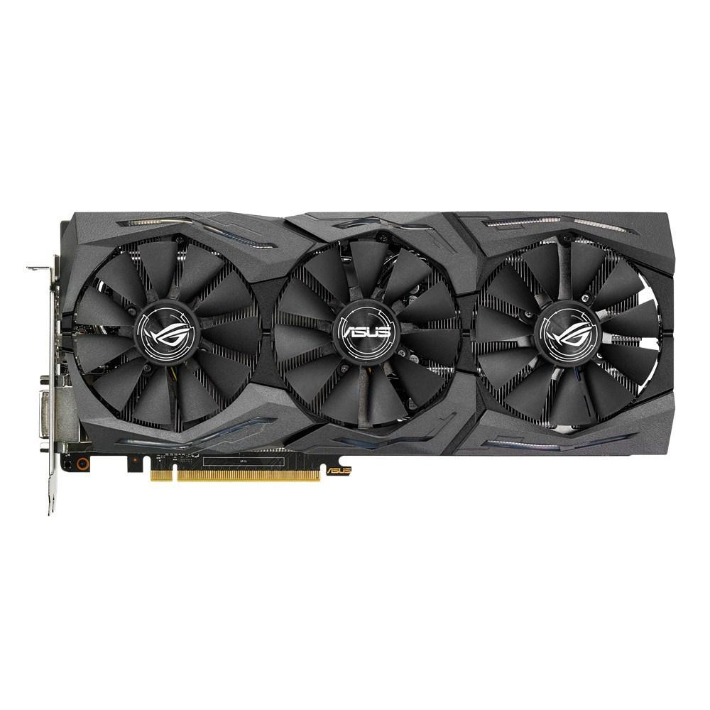 Asus GeForce GTX 1080 8 GB ROG STRIX Video Card