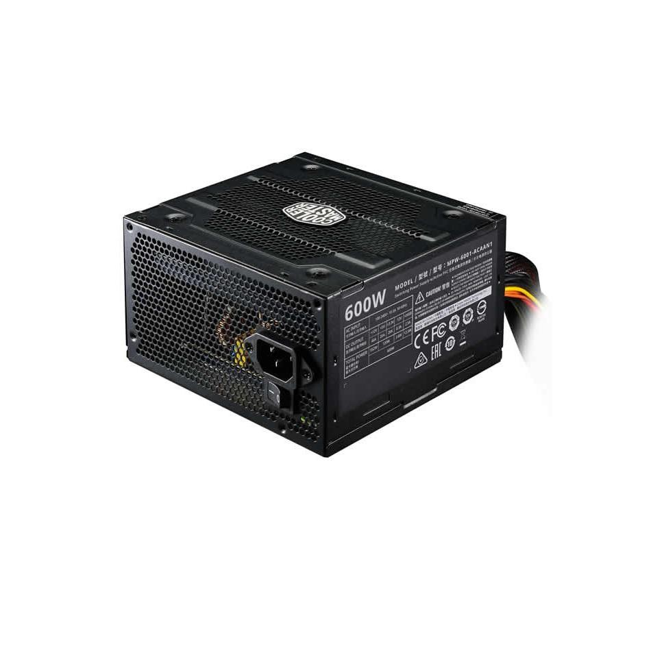 Cooler Master Elite V3 600 W 80+ Certified ATX Power Supply