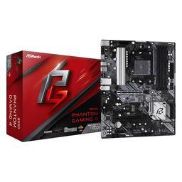 ASRock B550 Phantom Gaming 4 ATX AM4 Motherboard