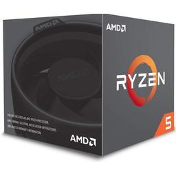 AMD Ryzen 5 1600 (12nm) 3.2 GHz 6-Core Processor