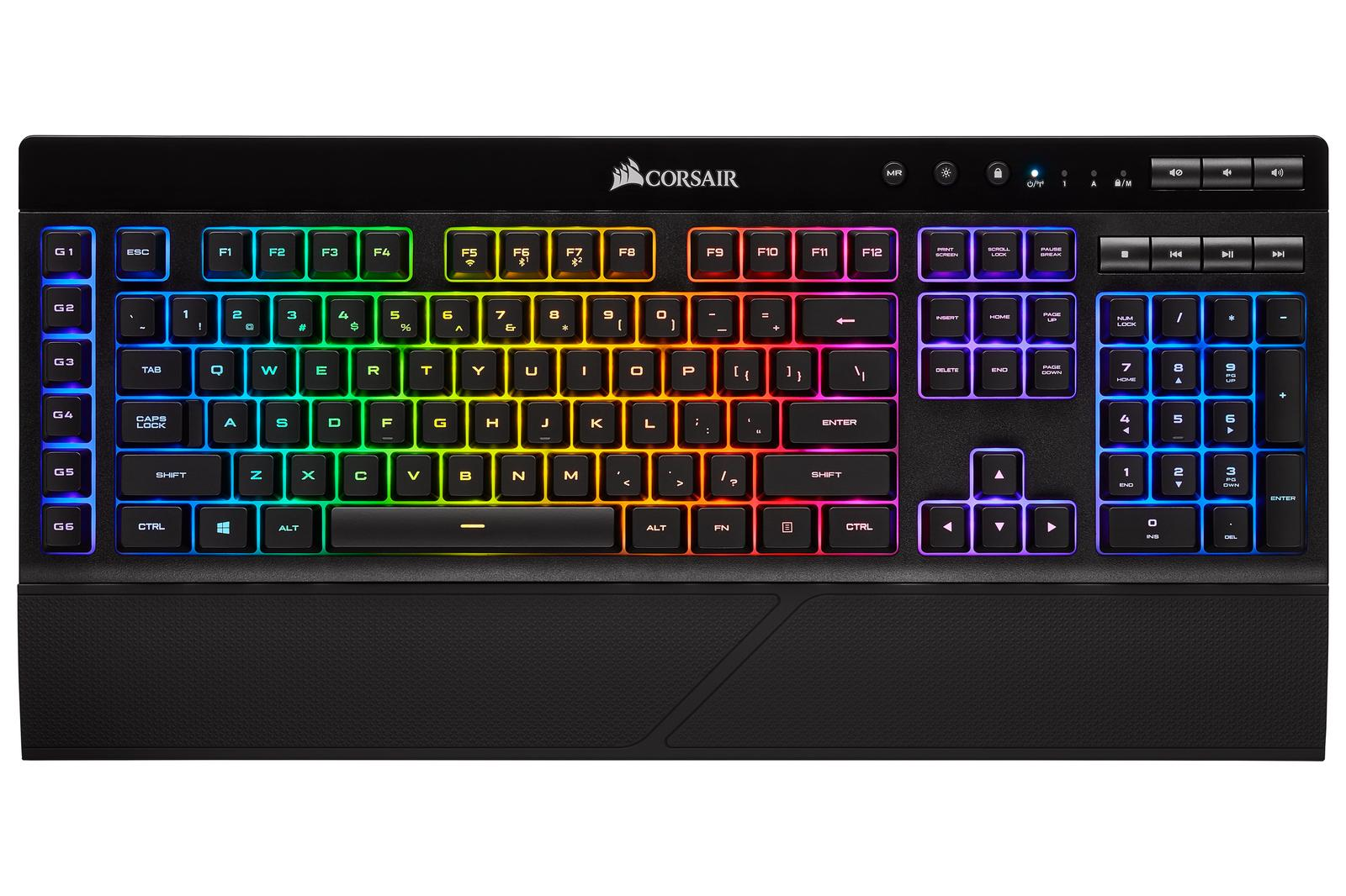 Corsair K57 RGB Bluetooth Wireless Gaming Keyboard