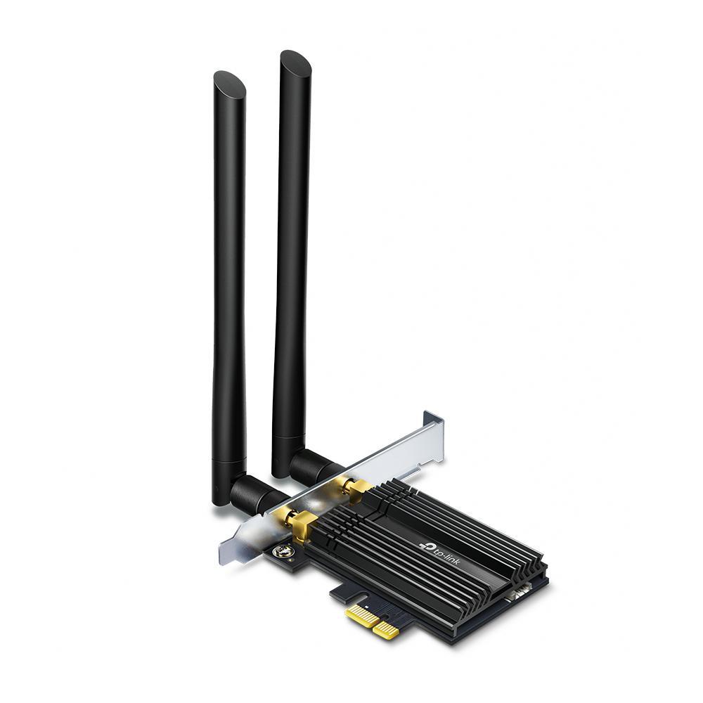 TP-Link Archer TX50E PCIe x1 802.11a/b/g/n/ac/ax Wi-Fi Adapter