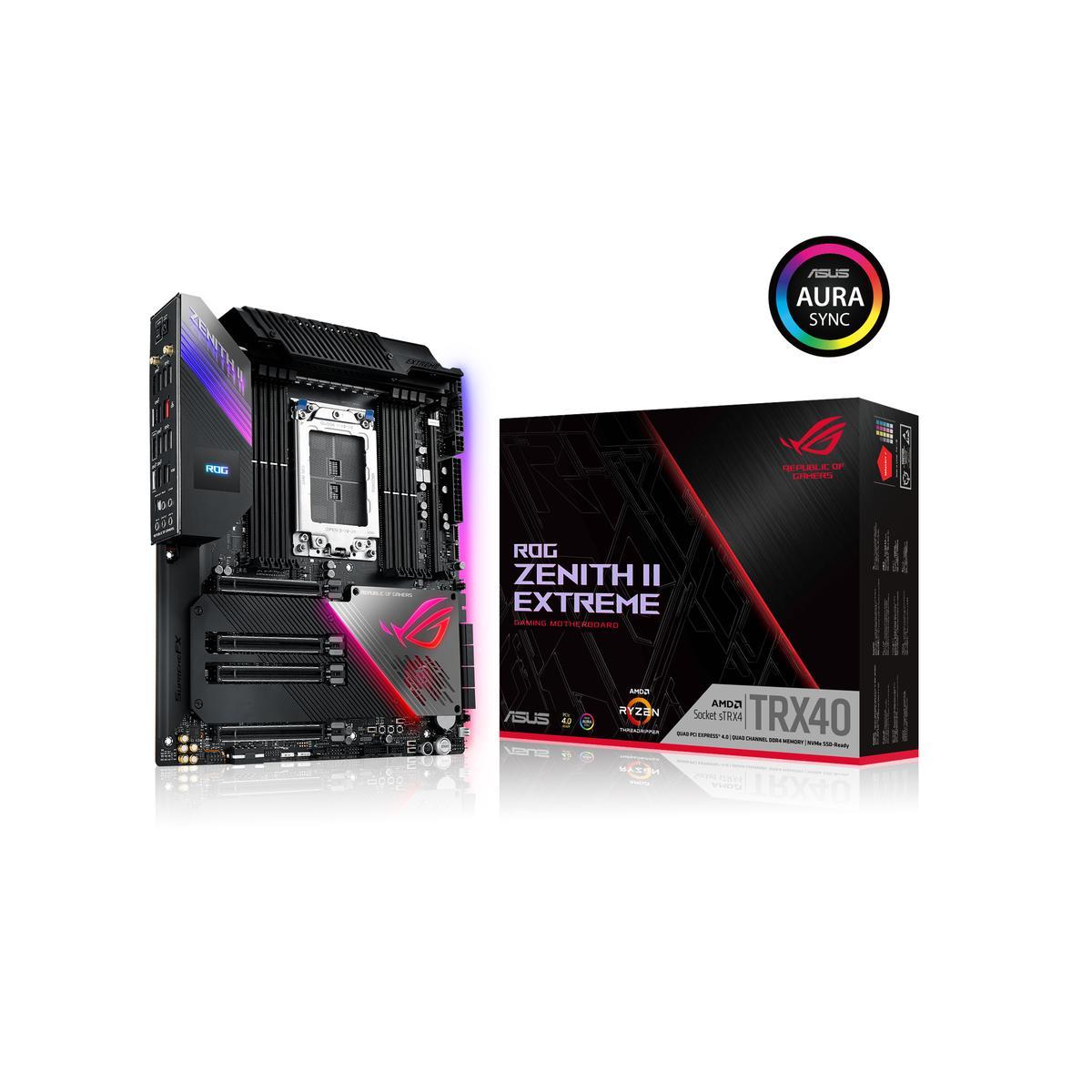 Asus Zenith II Extreme EATX sTRX4 Motherboard