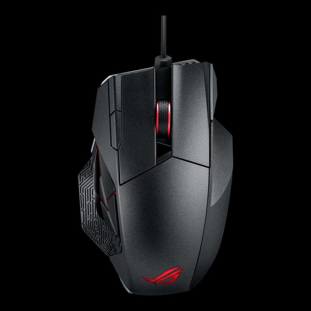 Asus ROG Spatha Wireless Laser Mouse