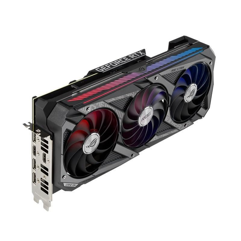 Asus GeForce RTX 3070 8 GB ROG STRIX GAMING OC Video Card