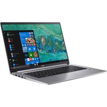 """Acer Swift 5 15.6"""" 1920 x 1080 Core i5-8265U 1.6 GHz 8 GB Memory 256 GB NVME SSD Storage Laptop"""