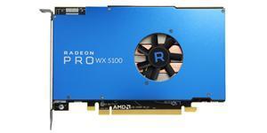 AMD Radeon Pro WX 5100 8 GB Video Card