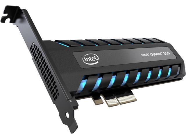 Intel Optane 905P 1.5 TB PCI-E NVME Solid State Drive
