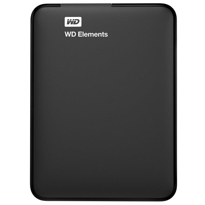 Western Digital Elements Portable 4 TB External Hard Drive