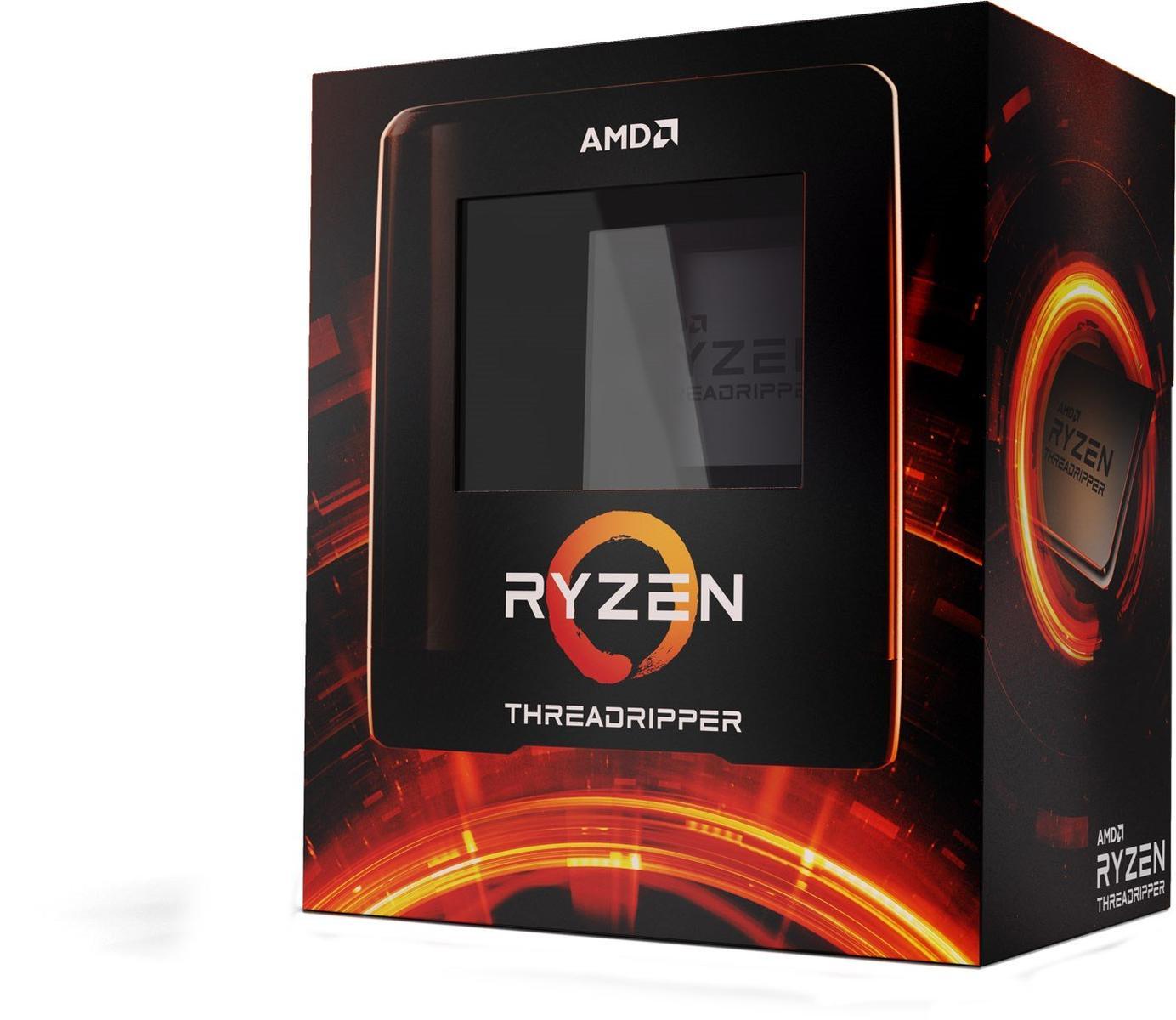 AMD Threadripper 3960X 3.8 GHz 24-Core Processor