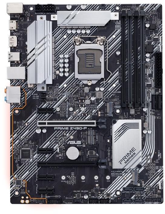 Asus PRIME Z490-P ATX LGA1200 Motherboard