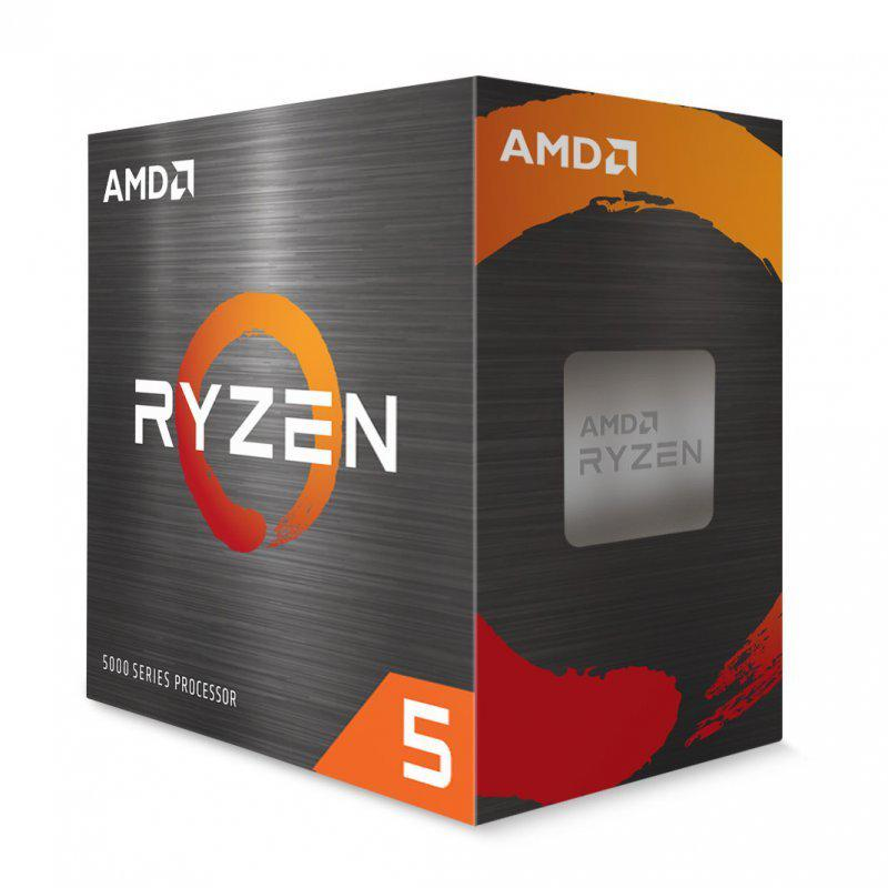 AMD Ryzen 5 5600X 3.7 GHz 6-Core Processor