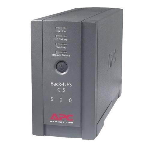 APC BK500BLK UPS