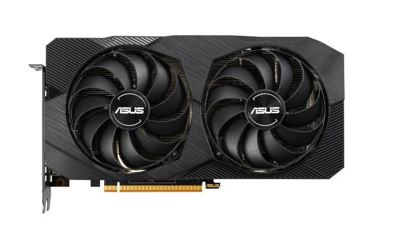 Asus Radeon RX 5500 XT 8 GB DUAL EVO OC Video Card