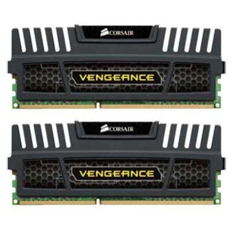 Corsair Vengeance 8 GB (2 x 4 GB) DDR3-1600 CL9 Memory