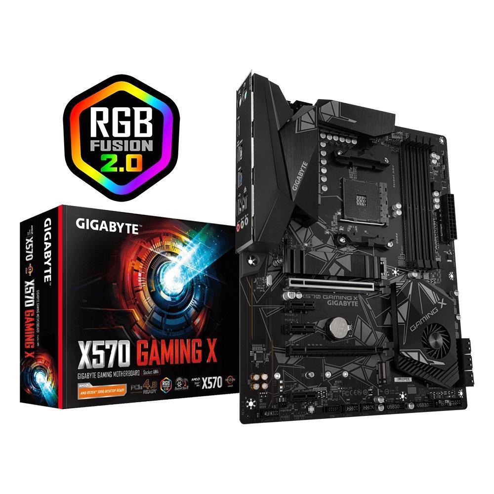 Gigabyte X570 GAMING X ATX AM4 Motherboard