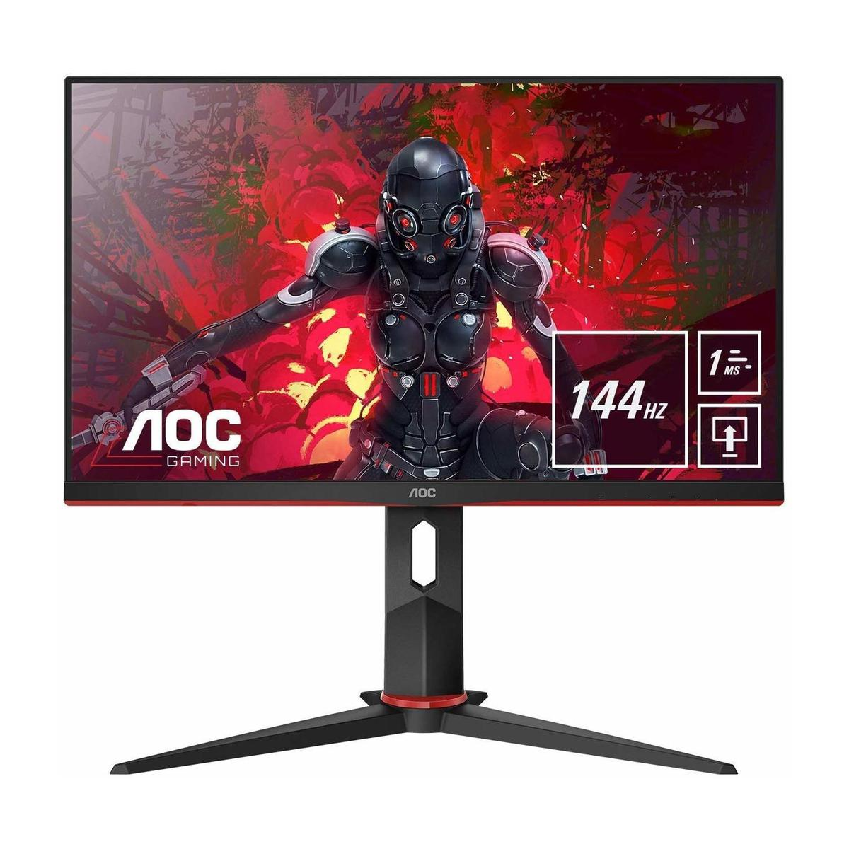 "AOC Q27G2U/BK 27.0"" 2560x1440 144 Hz Monitor"