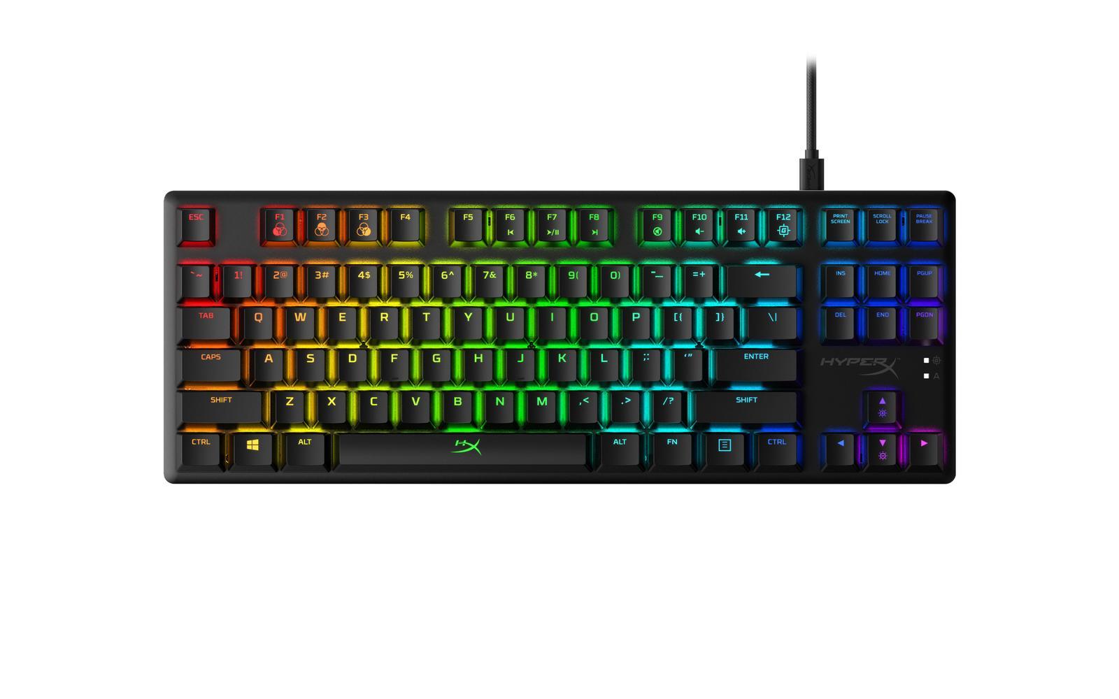 Kingston HyperX Alloy Origins Core RGB Wired Gaming Keyboard