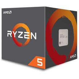 AMD Ryzen 5 2600X 3.6 GHz 6-Core Processor
