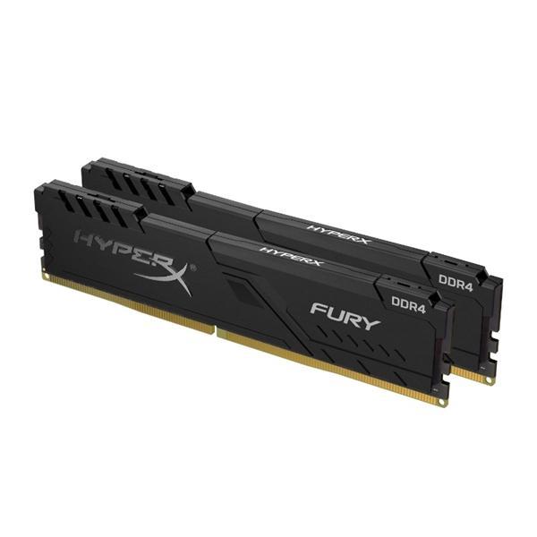 Kingston HyperX Fury 16 GB (2 x 8 GB) DDR4-3200 CL16 Memory