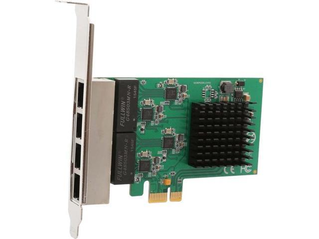 Syba SI-PEX24042 PCIe x1 1000 Mbit/s Network Adapter