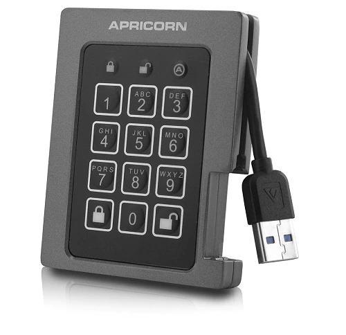 Apricom 240 GB External SSD