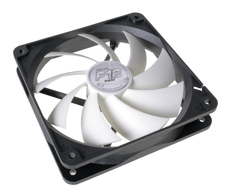 ARCTIC F12 PST 53 CFM 120 mm Fan