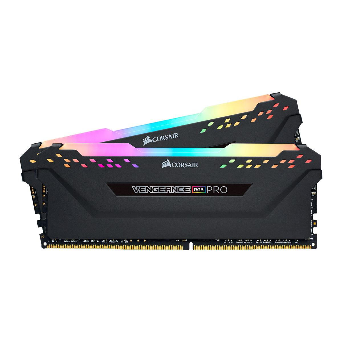 Corsair Vengeance RGB Pro 32 GB (2 x 16 GB) DDR4-3600 CL18 Memory